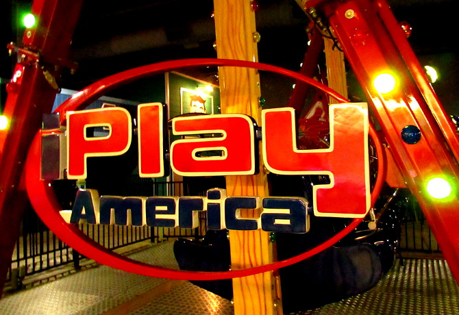 Our Visit to IPlay America