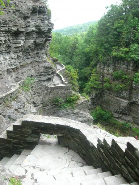 Our Visit To Ithaca