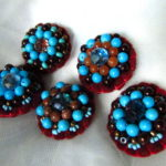 Beaded Felt Pins Tutorial Pins And Brooches