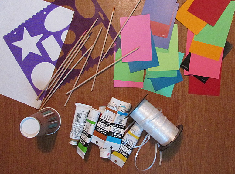 Magic Wand Craft Tutorial