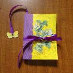 Handmade Notebook Tutorial Craft Tutorials
