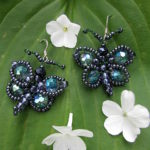 How To Make Beaded Dragonfly Earrings DIY Jewelry