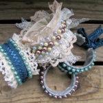 Lace Cuff Bracelet Tutorial Bracelets