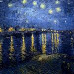 Vincent Van Gogh Art Lesson Landscape