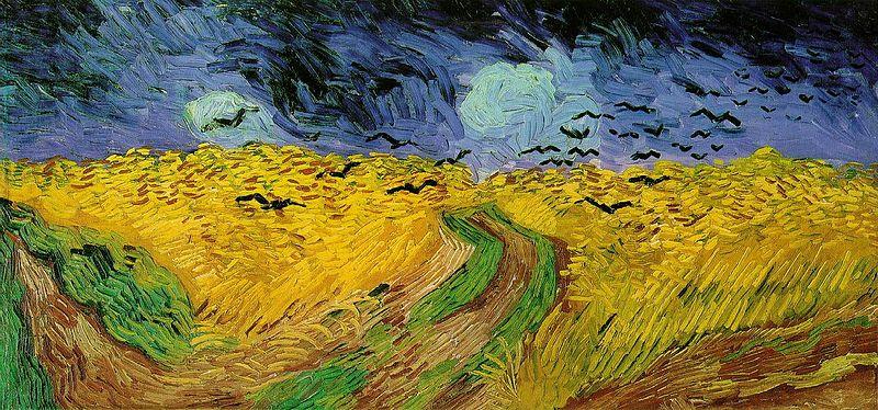 Vincent van Gogh Art Lesson - Happy Family Art