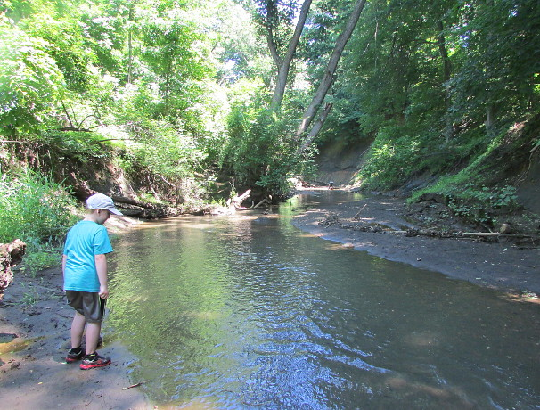 Our Visit To Big Brook Fossil Site in NJ
