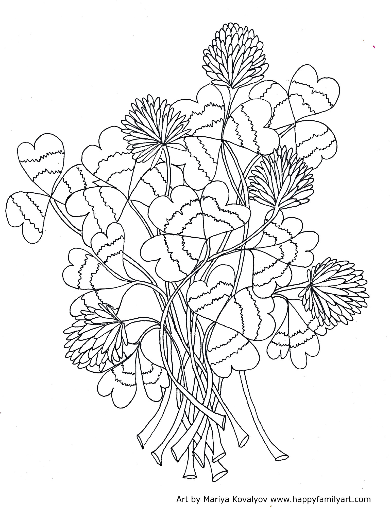okeefe coloring pages - photo #36