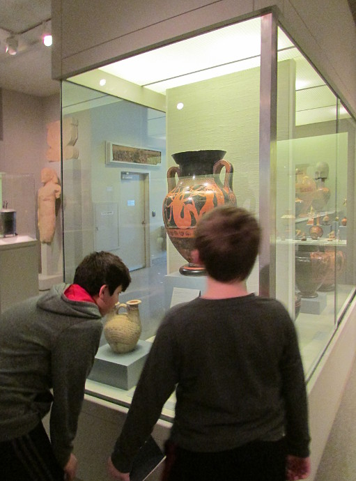 Our Visit To Princeton University and Art Museum