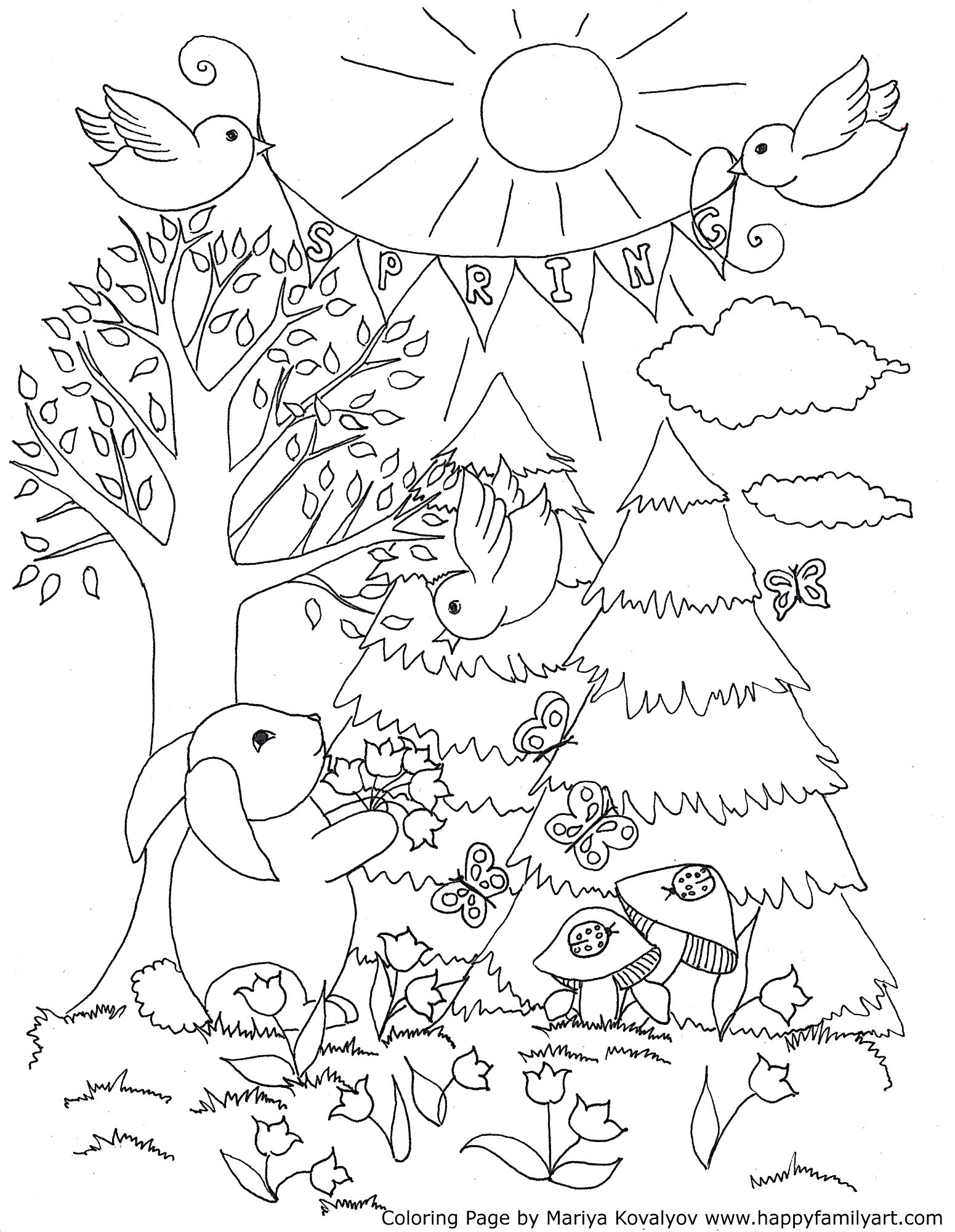 okeefe coloring pages - photo #13