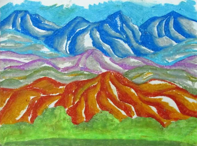 Georgia O'Keeffe Art History Lesson For Kids