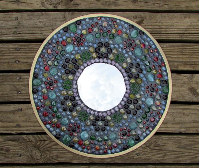How To Make An Outdoor Mosaic Art