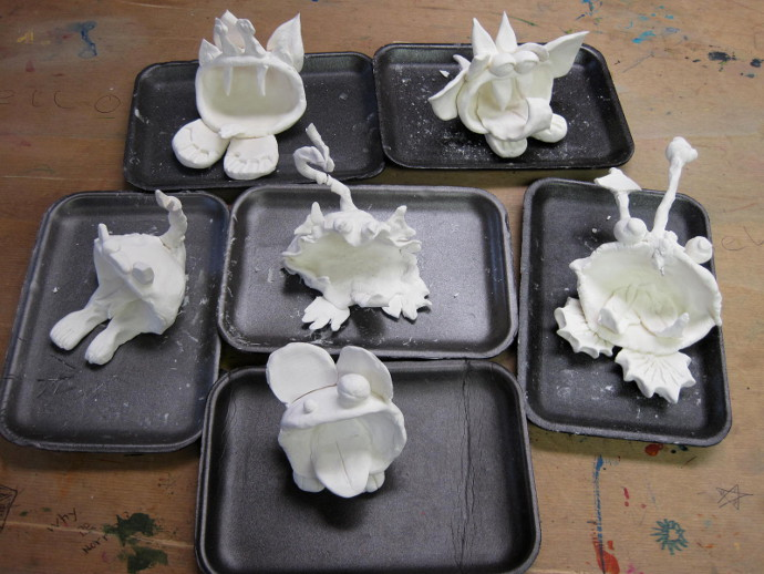 Air Dry Clay Art Projects Or Adventures With Clay