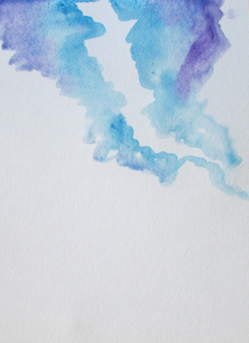 Fun Watercolor Galaxy and Space Paintings