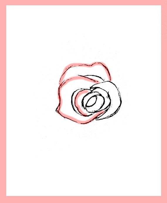 How to draw roses how to draw roses how to draw roses ccuart Image collections