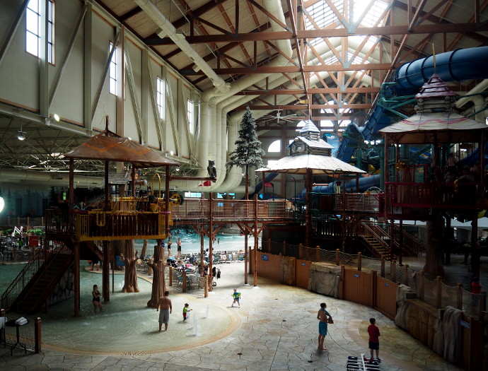 Our Visit To Great Wolf Lodge