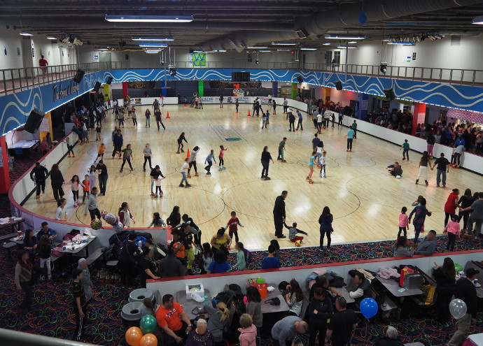 Rollerskating rinks in new jersey
