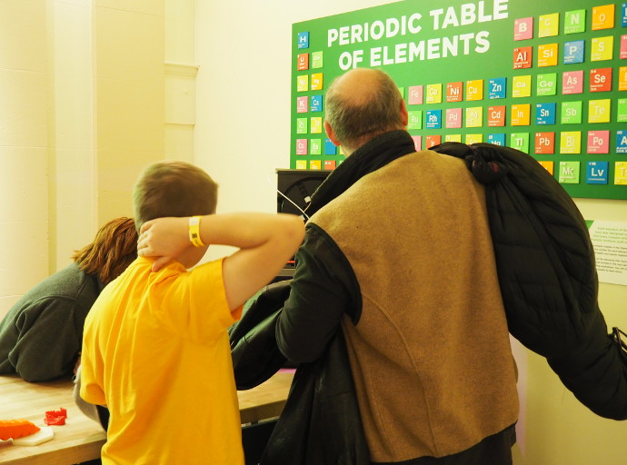 Our Visit To The Franklin Institute
