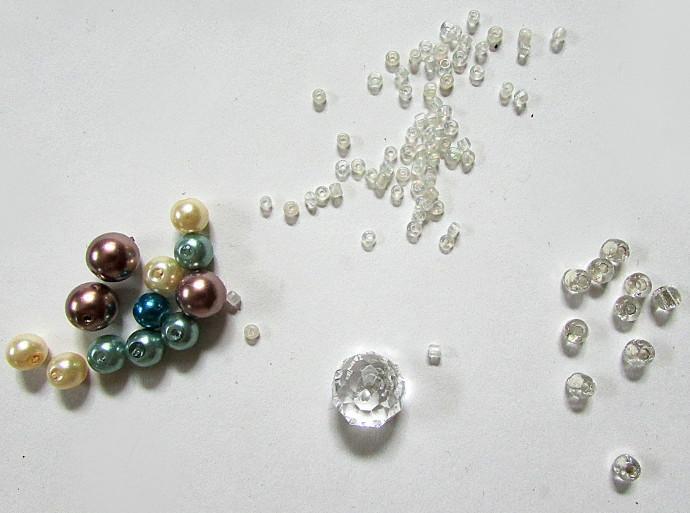 Colorful Pearl Bracelet DIY Tutrial