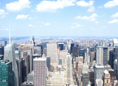 Our Visit To Empire State Building