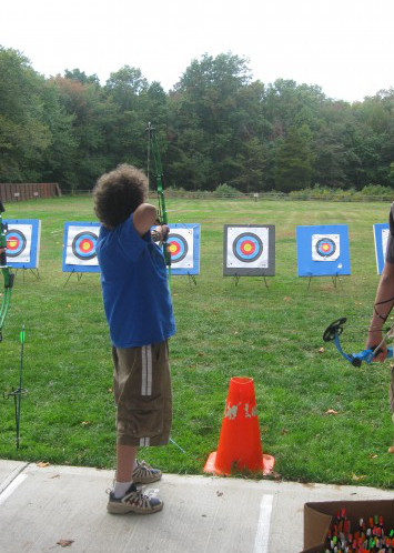 Our Visit To Oak Ridge Archery Range Union County Destinations