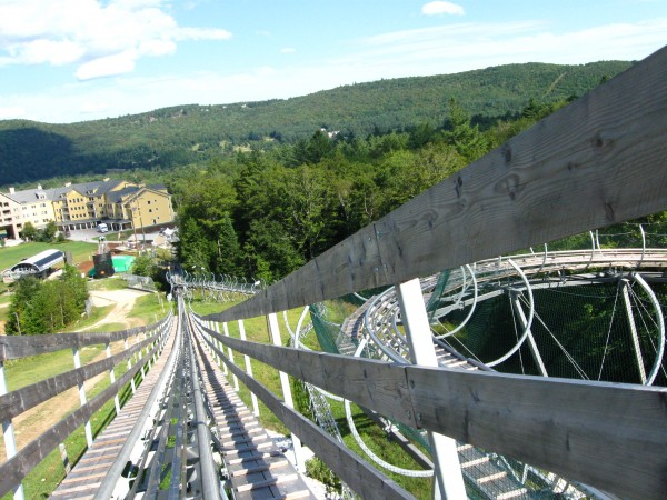 Our Visit To Okemo In The Summer