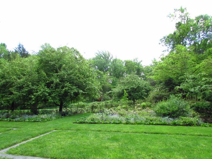 Our Visit To Reeves Reed Arboretum in Summit NJ