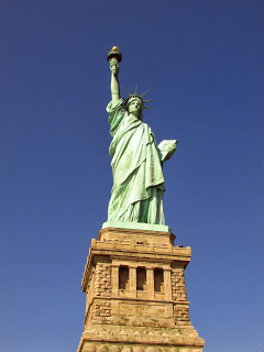 Our Visit To Statue Of Liberty