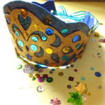 Sparkly Felt Crown Tutorial Craft Tutorials