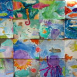 Fun Mural Painting Art Lesson
