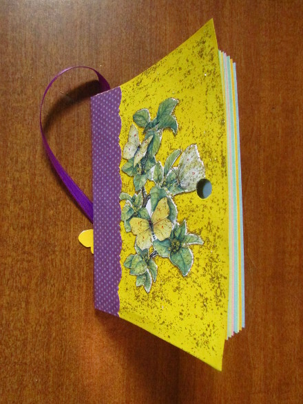 Handmade Notebook Tutorial