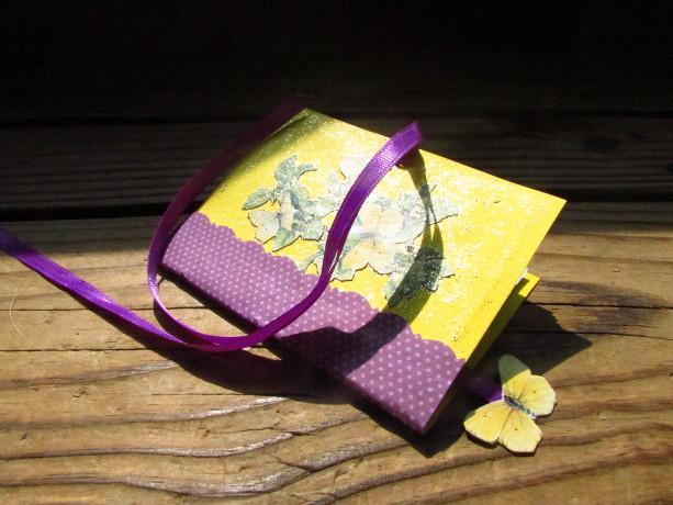 Handmade Notebook Tutorial