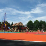 Our Visit To Ponderosa Spray Ground Union County Destinations