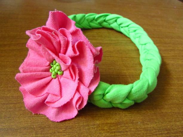 Recycled T-shirt Headband