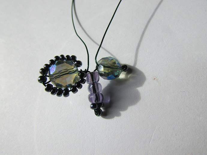How To Make Beaded Dragonfly Earrings