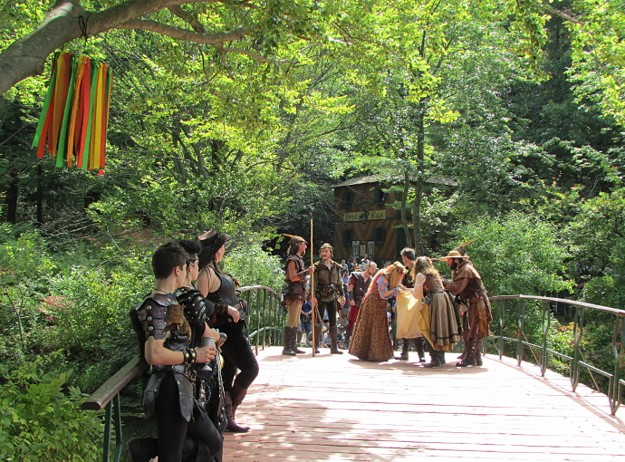 Our Visit To NY Renaissance Faire