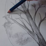 How to draw a tree tutorial Art lessons