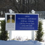 Our Visit To Thomas Edison Center At Menlo Park Edison Memorial Tower in Edison NJ