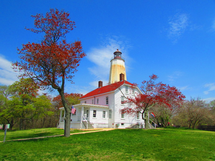 Our Visit To Sandy Hook Lighthouse