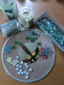 How To Make An Outdoor Mosaic Art