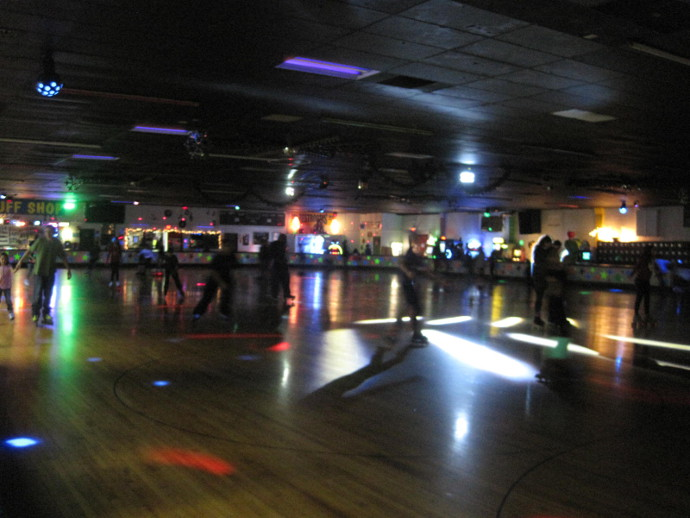 Roller Rinks in NJ