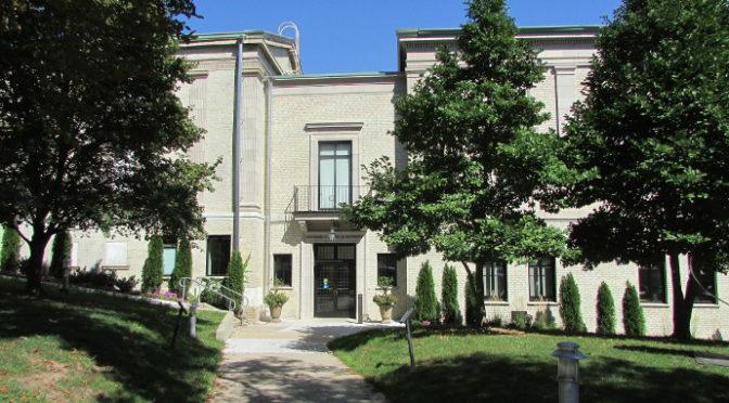 Our Visit To Montclair Art Museum