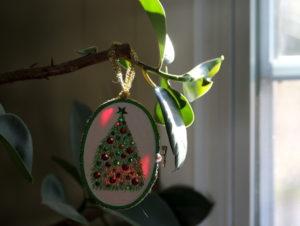 handmade holiday ornament ideas