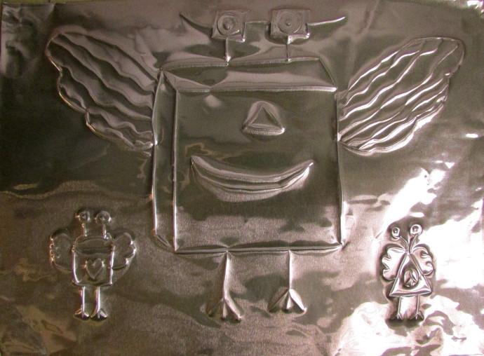 Fun Foil Art