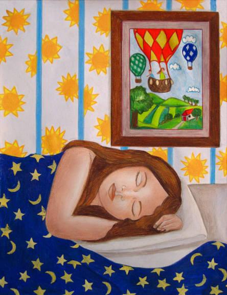 Art By Mariya Kovalyov Illustrations