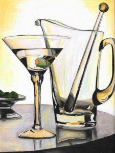 Art by Mariya Kovalyov Quick and Easy Way To Draw Glass