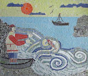 Mosaics by Valentin Kovalyov