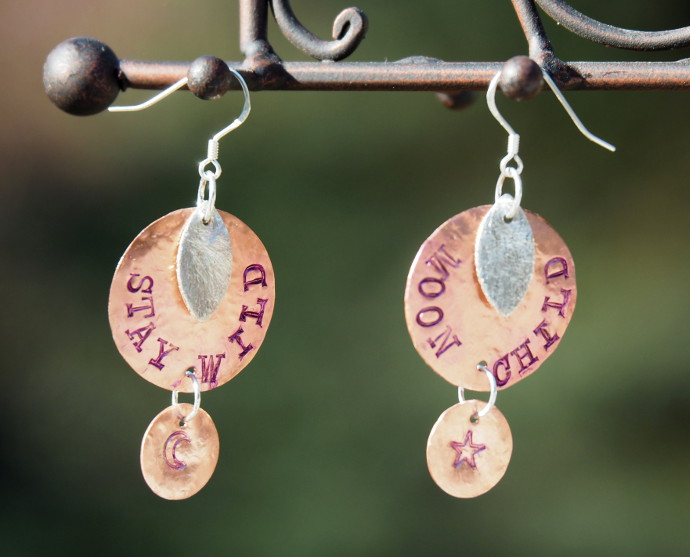 Stamped Jewelry