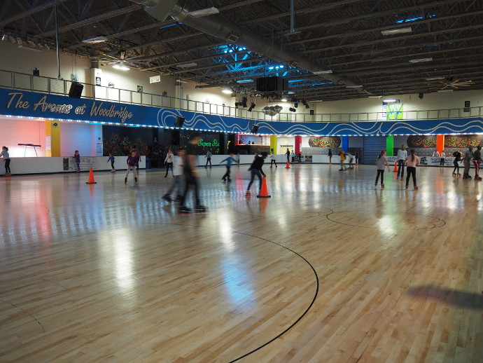 Rollerskating rinks in new jersey