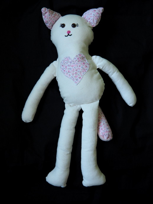 Making A Toy Kitty