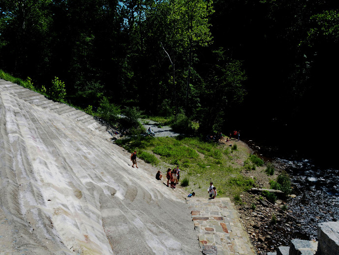 Hiking The Columbia Trail